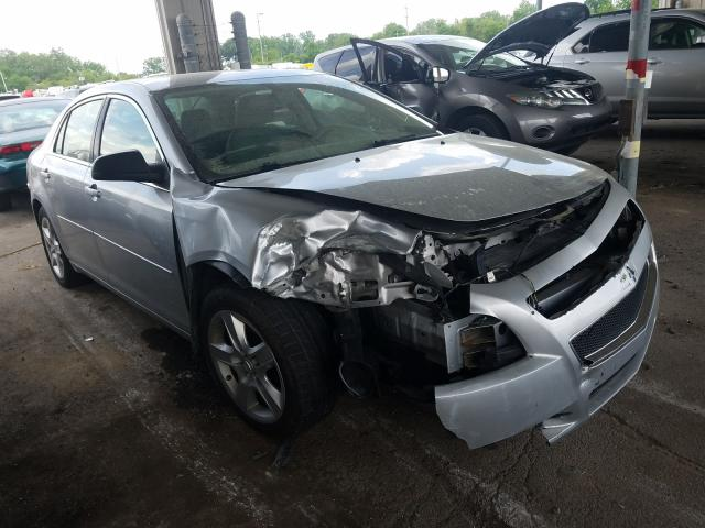 Salvage cars for sale from Copart Fort Wayne, IN: 2012 Chevrolet Malibu LS