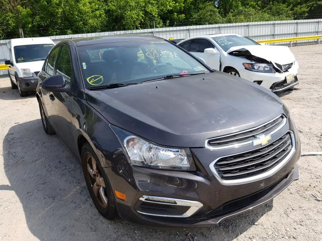 2015 Chevrolet Cruze Lt 1.4L