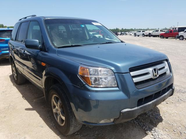 2007 Honda Pilot EXL for sale in Houston, TX
