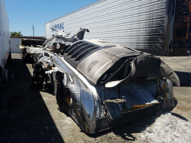 Wabash salvage cars for sale: 2016 Wabash Reefer