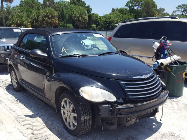 Salvage cars for sale from Copart Fort Pierce, FL: 2007 Chrysler PT Cruiser