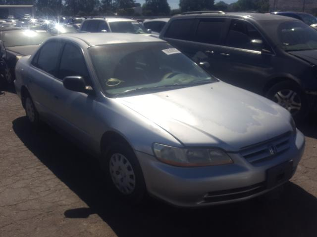 Honda Accord VAL salvage cars for sale: 2002 Honda Accord VAL