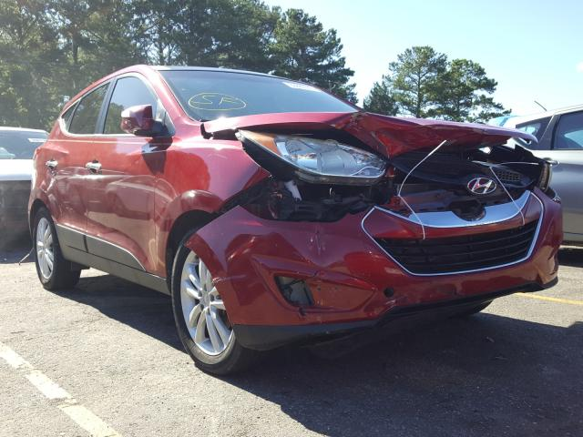Hyundai Tucson GLS salvage cars for sale: 2013 Hyundai Tucson GLS