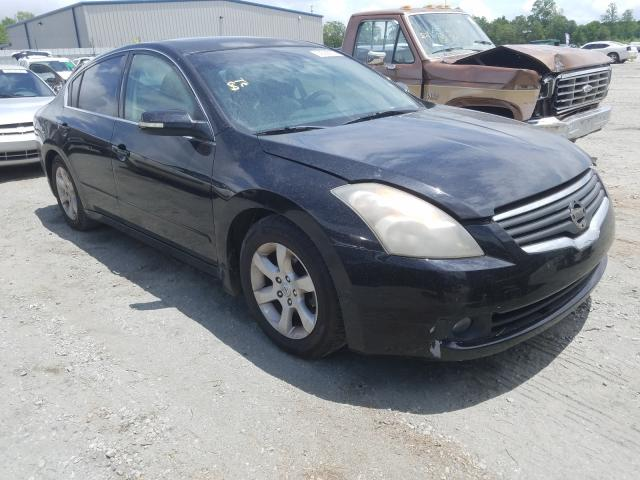 Salvage cars for sale from Copart Spartanburg, SC: 2008 Nissan Altima 3.5