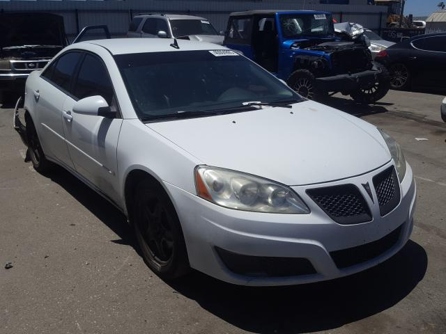 Salvage cars for sale from Copart Bakersfield, CA: 2010 Pontiac G6