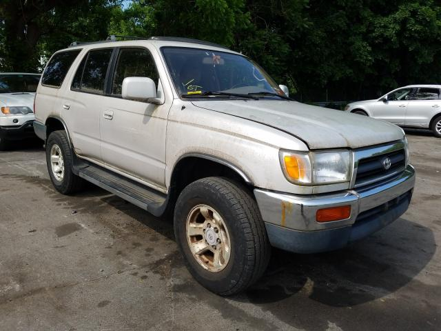 Toyota salvage cars for sale: 1997 Toyota 4runner SR