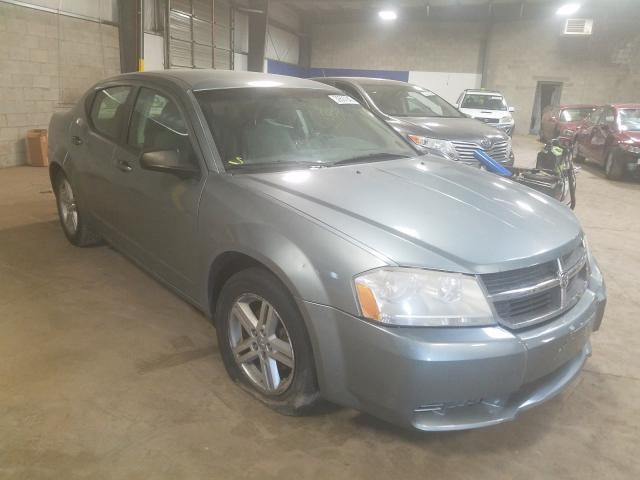 Dodge Vehiculos salvage en venta: 2008 Dodge Avenger SX