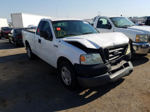 Ford salvage cars for sale: 2005 Ford F150