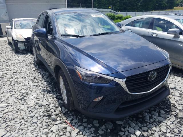 Salvage 2019 Mazda CX-3 SPORT for sale