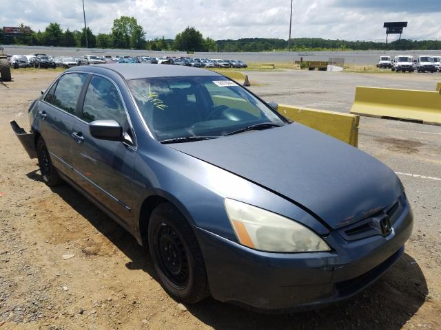 Salvage cars for sale from Copart Concord, NC: 2004 Honda Accord LX