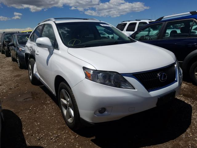 Lexus salvage cars for sale: 2010 Lexus RX 350