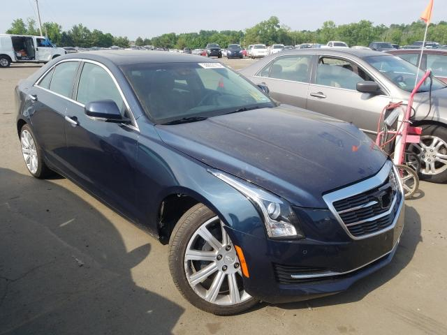 Cadillac salvage cars for sale: 2016 Cadillac ATS Luxury