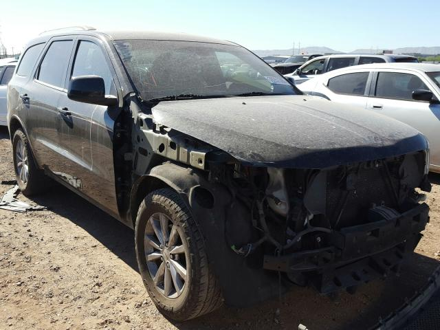 Dodge Durango SX salvage cars for sale: 2014 Dodge Durango SX