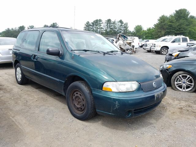 Mercury Villager salvage cars for sale: 2001 Mercury Villager