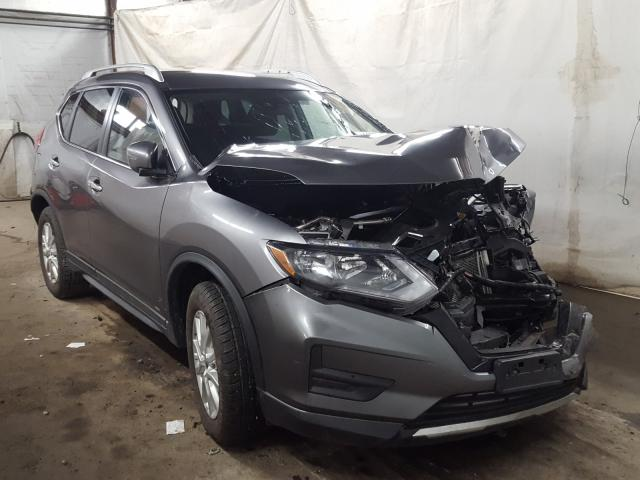 Salvage cars for sale from Copart Ebensburg, PA: 2019 Nissan Rogue S