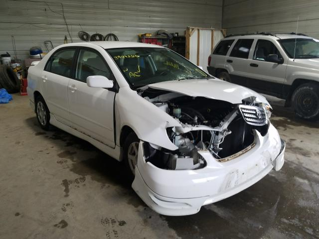 Salvage cars for sale from Copart Des Moines, IA: 2006 Toyota Corolla CE
