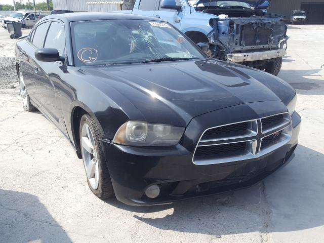 Salvage cars for sale from Copart Corpus Christi, TX: 2012 Dodge Charger R