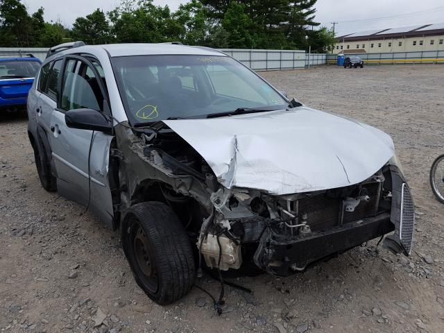 Salvage cars for sale from Copart Glassboro, NJ: 2006 Pontiac Vibe