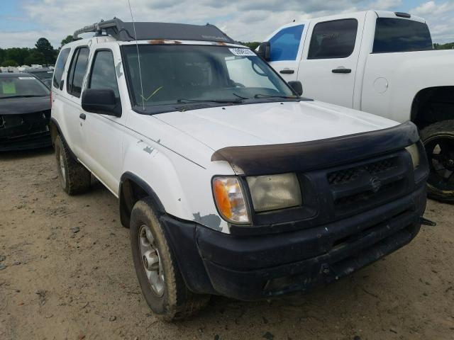 Nissan salvage cars for sale: 2000 Nissan Xterra XE
