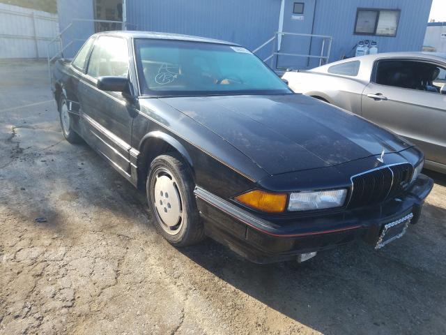 Salvage cars for sale from Copart Gaston, SC: 1989 Buick Regal Cust