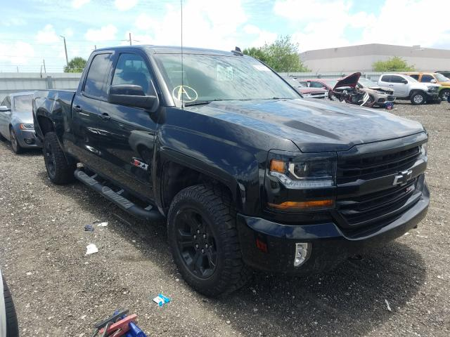 Chevrolet salvage cars for sale: 2018 Chevrolet Silverado
