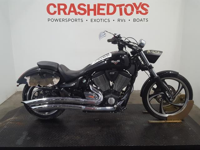 Victory salvage cars for sale: 2015 Victory Vegas 8-BA