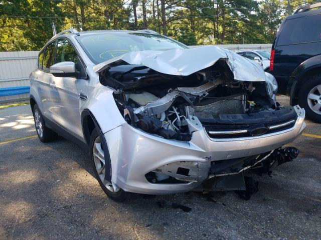 Ford Escape Titanium salvage cars for sale: 2015 Ford Escape Titanium