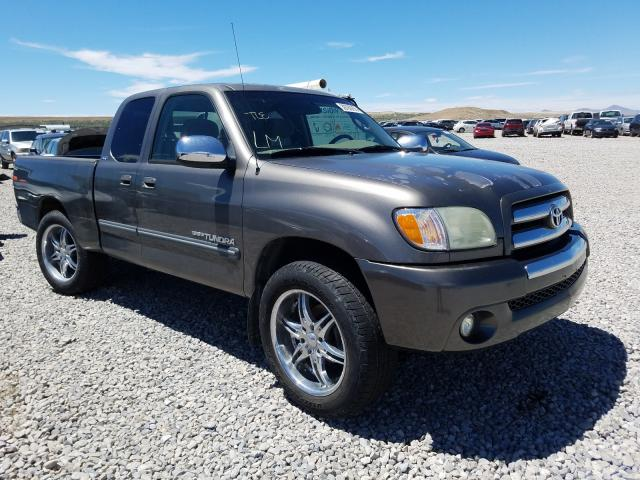 Toyota Tundra ACC salvage cars for sale: 2004 Toyota Tundra ACC