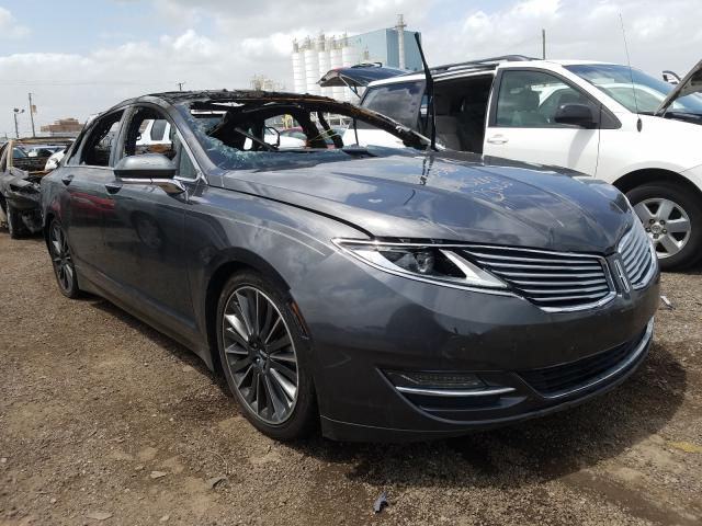Lincoln salvage cars for sale: 2015 Lincoln MKZ Hybrid
