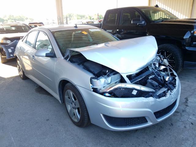 2010 Pontiac G6 2.4. Lot 40022400 Vin 1G2ZA5E07A4154326