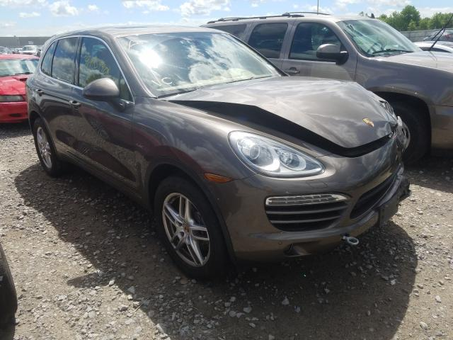 Porsche salvage cars for sale: 2013 Porsche Cayenne