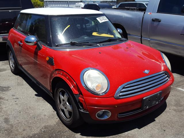Mini Cooper salvage cars for sale: 2007 Mini Cooper