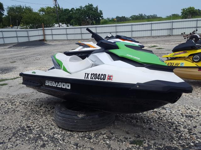 Seadoo salvage cars for sale: 2013 Seadoo GTI 130