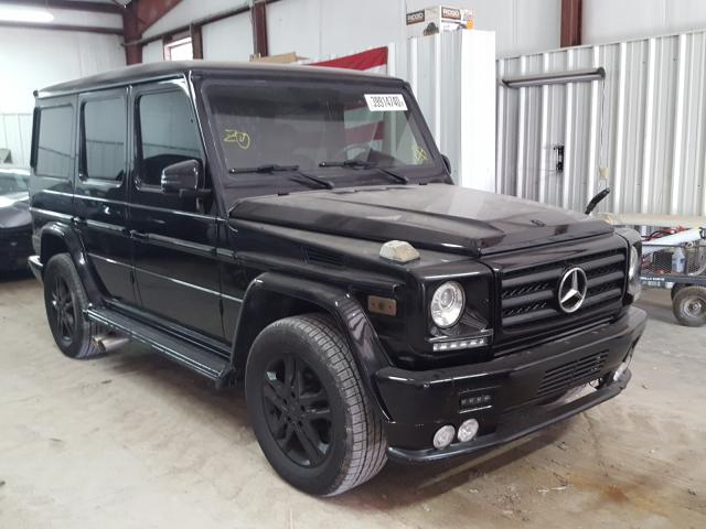2002 Mercedes-Benz G 500 for sale in Mercedes, TX