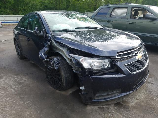 Chevrolet Cruze ECO salvage cars for sale: 2014 Chevrolet Cruze ECO