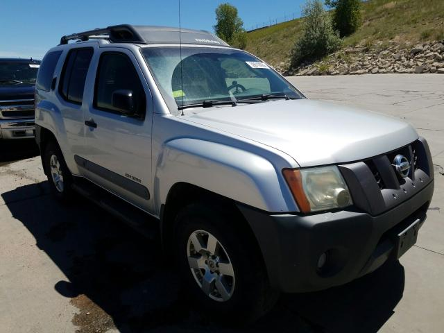 Nissan Xterra OFF salvage cars for sale: 2008 Nissan Xterra OFF