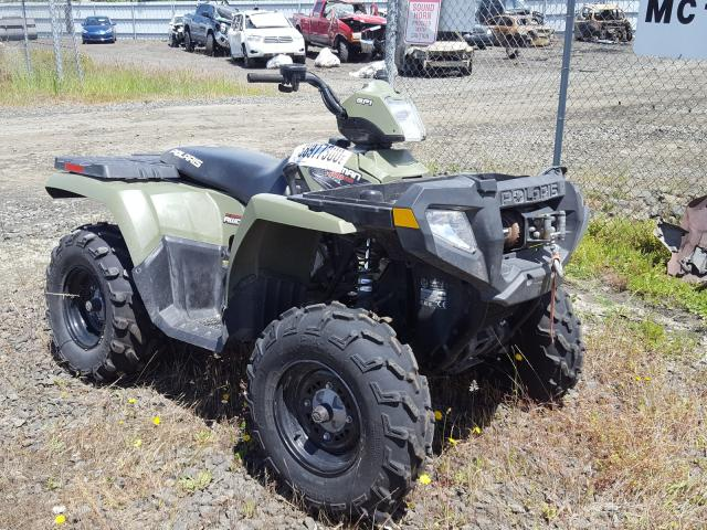 Polaris salvage cars for sale: 2007 Polaris Sportsman