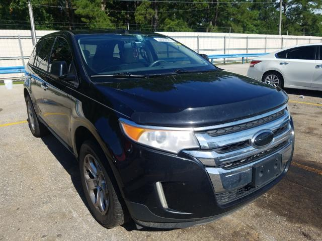 Ford salvage cars for sale: 2011 Ford Edge SEL