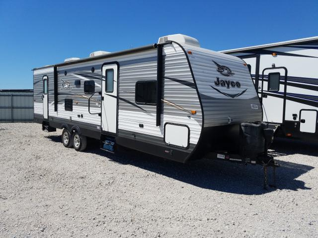 Jayco Jayflight salvage cars for sale: 2016 Jayco Jayflight