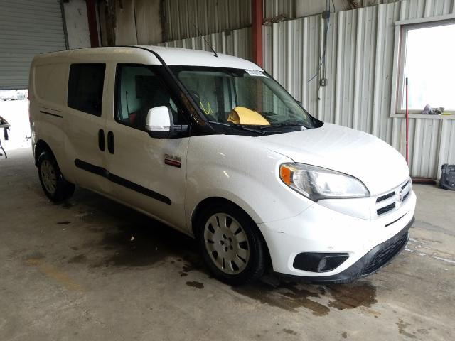 Salvage 2015 Dodge RAM PROMASTER for sale