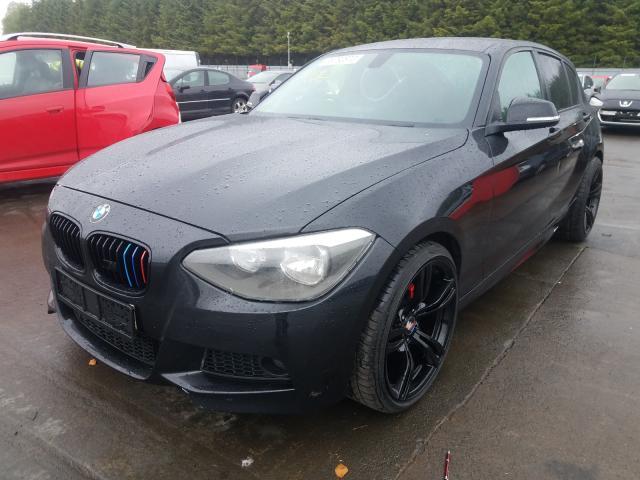 BMW 116D SE AU - 2011 rok