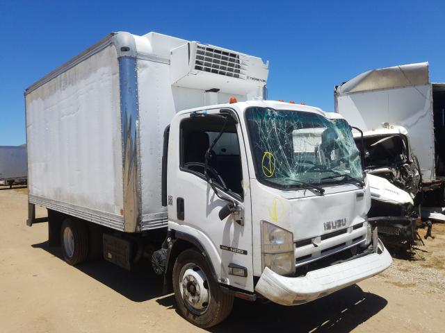Isuzu salvage cars for sale: 2014 Isuzu NRR