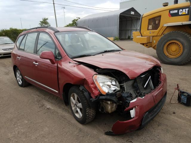 KIA Rondo Base salvage cars for sale: 2008 KIA Rondo Base