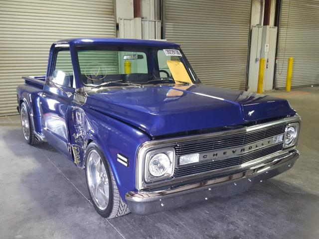 Chevrolet Pickup salvage cars for sale: 1969 Chevrolet Pickup