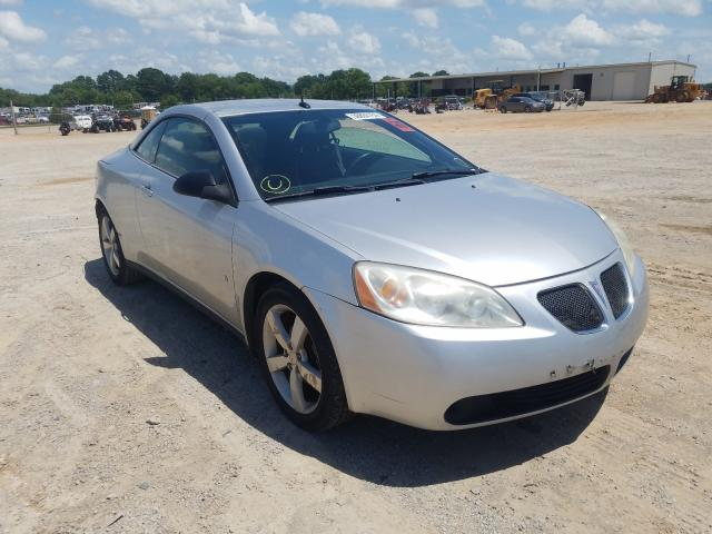 Pontiac salvage cars for sale: 2009 Pontiac G6 GT