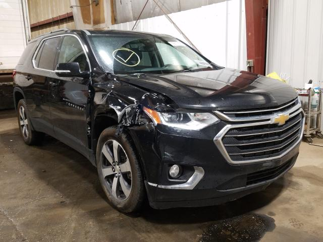 Chevrolet salvage cars for sale: 2019 Chevrolet Traverse L