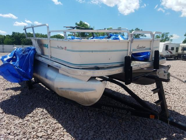 Suntracker Boat salvage cars for sale: 2005 Suntracker Boat
