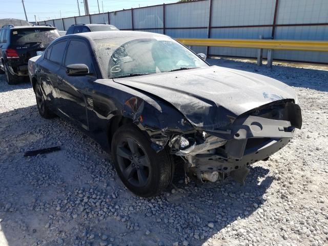 Salvage cars for sale from Copart Haslet, TX: 2014 Dodge Charger SE