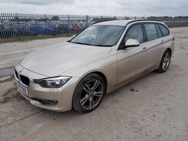 BMW 318D LUXUR - 2014 rok