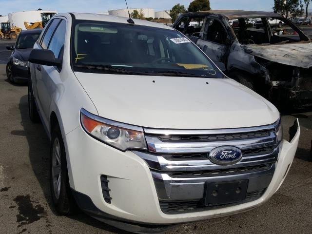 Ford Edge SE salvage cars for sale: 2012 Ford Edge SE